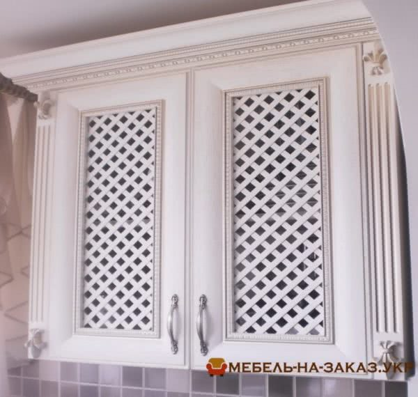 кухонные фасады решетка