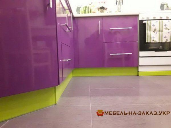 нижние секции кухни