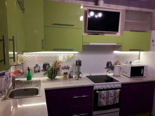 качественная кухонная мебель под заказ Киев