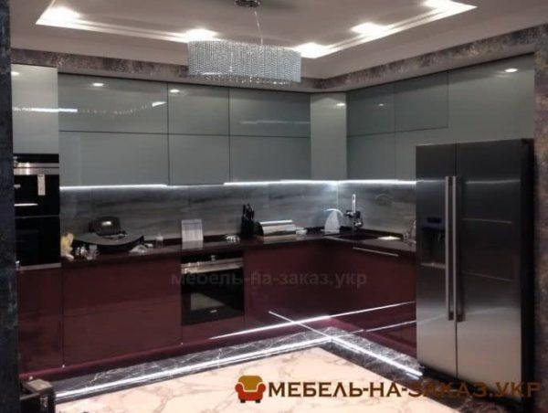 качественная кухонная мебель под заказ Ирпень