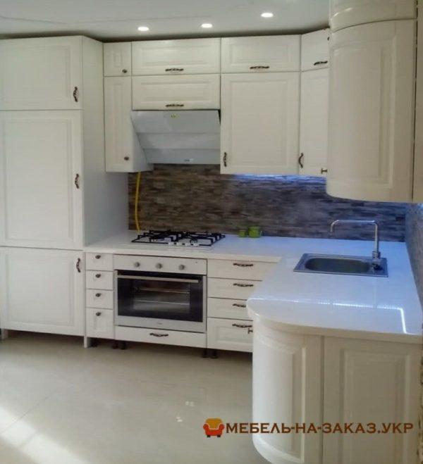 качественная кухонная мебель под заказ Москва