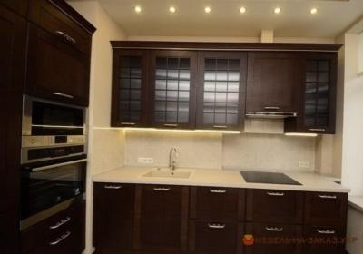 Галерея кухонь маленького размера