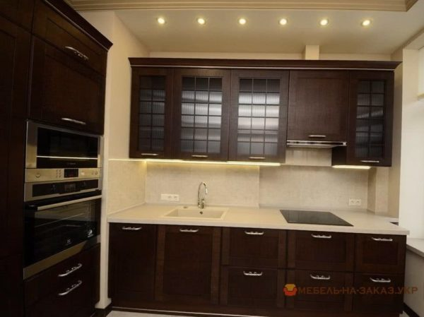 Галерея кухонь