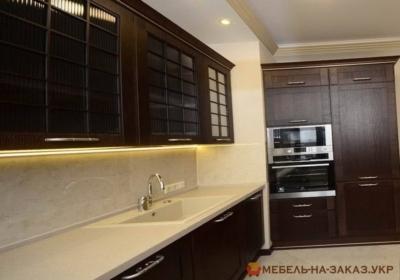 Галерея кухонь на заказ