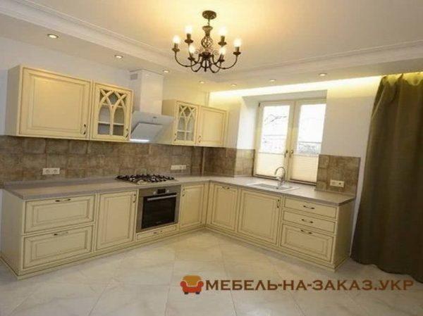 кухня 4 м