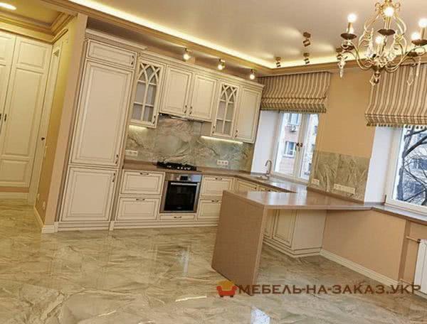 кухонная мебель 3 метра