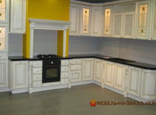 заказ нестандартных кухонь Украина