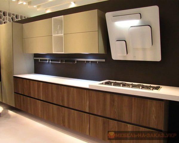 нестандартная мебель для кухни на заказ Харков