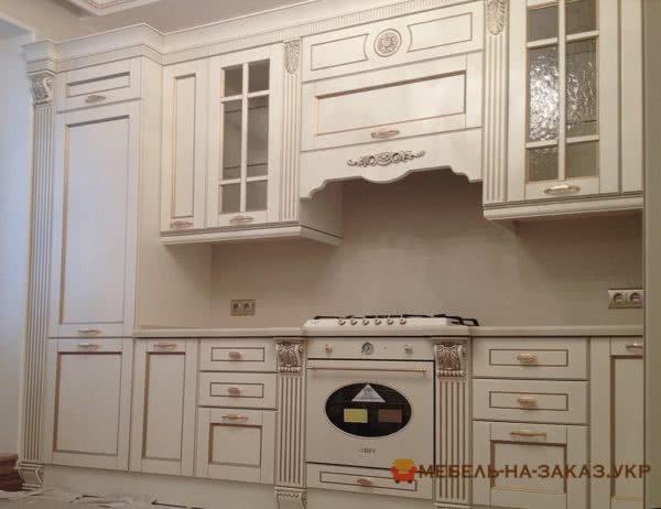 самая дорогая кухню в Киеве