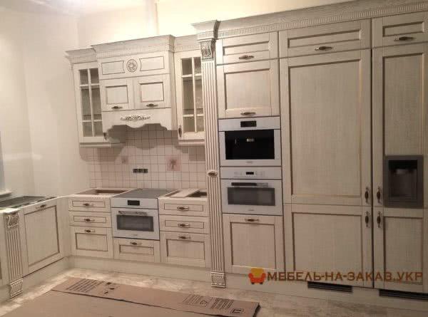 making a kitchen