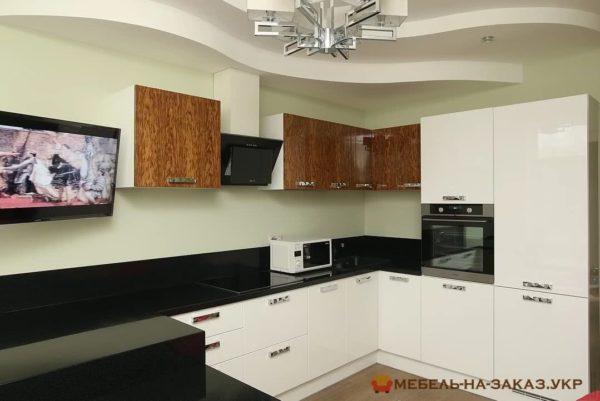 кухонная мебель по периметру