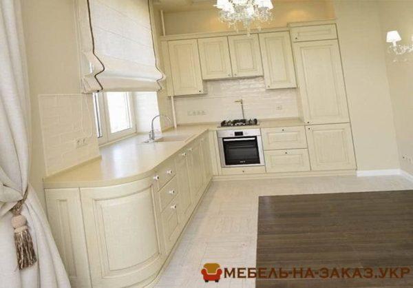 мебелирование всей кухни
