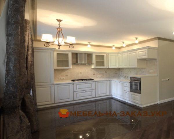 кухня в арендованной квартире