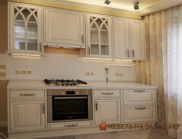 дорогая дизайнерская кухня Ирпень