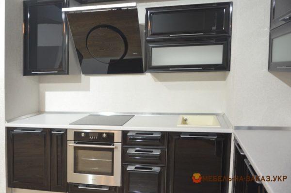 черная кухня 279