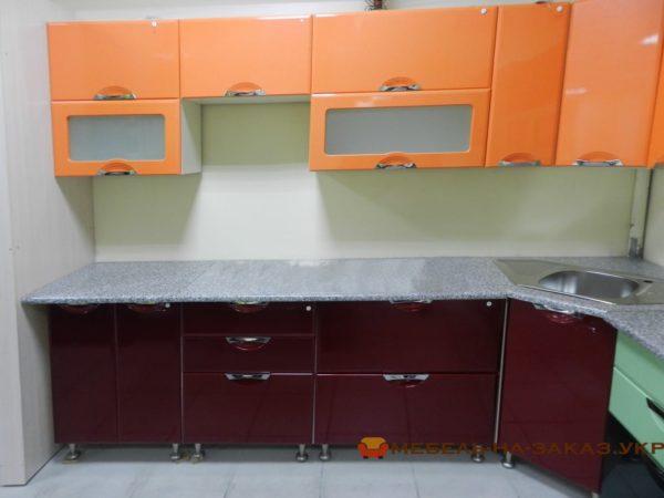 варианты кухонной мебели