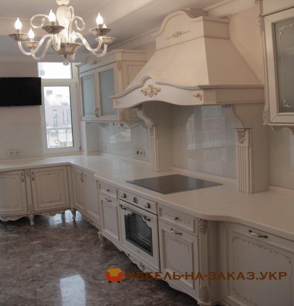 галерея кухонь в классическом стиле