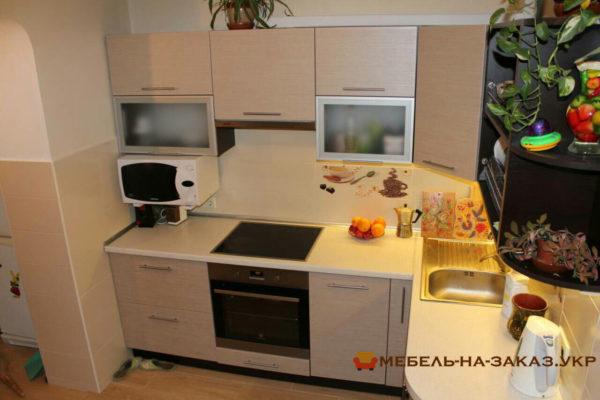 маленькая деревянная кухня Туполева