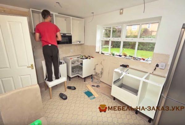 Изготовление кухонной мебели на заказ на дачу