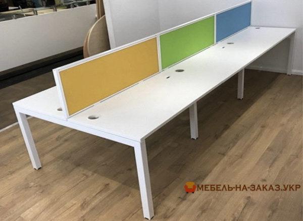 изготовление мебели для персонала на заказ в Киеве