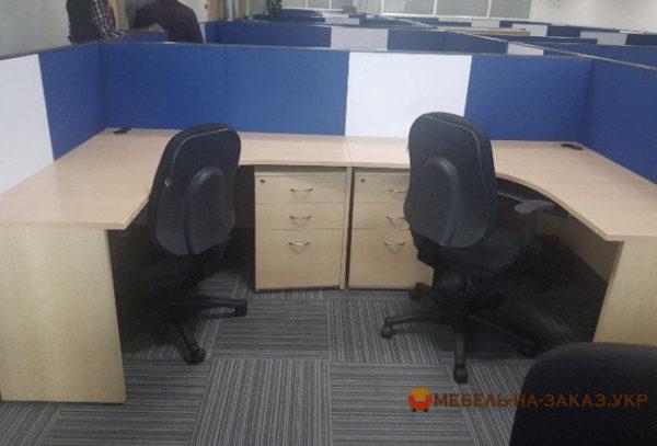дизайн проект офисной мебели под заказ Фастов
