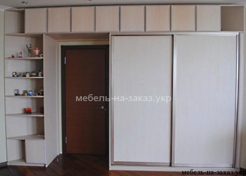 шкаф-купе в коридор на заказ