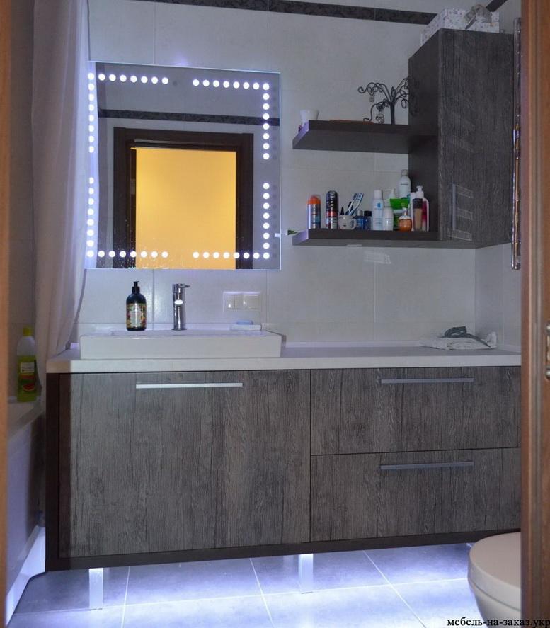 купить тумбу в ванную Киев