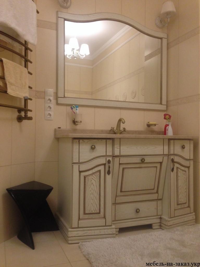 шкаф в туалет на заказ Шевченковскй район
