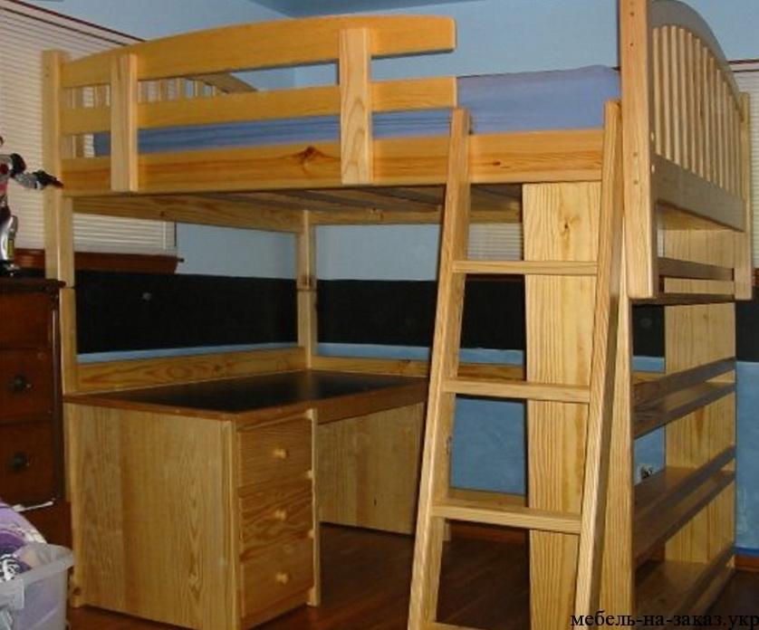 заказать изготовление детской мебели 4