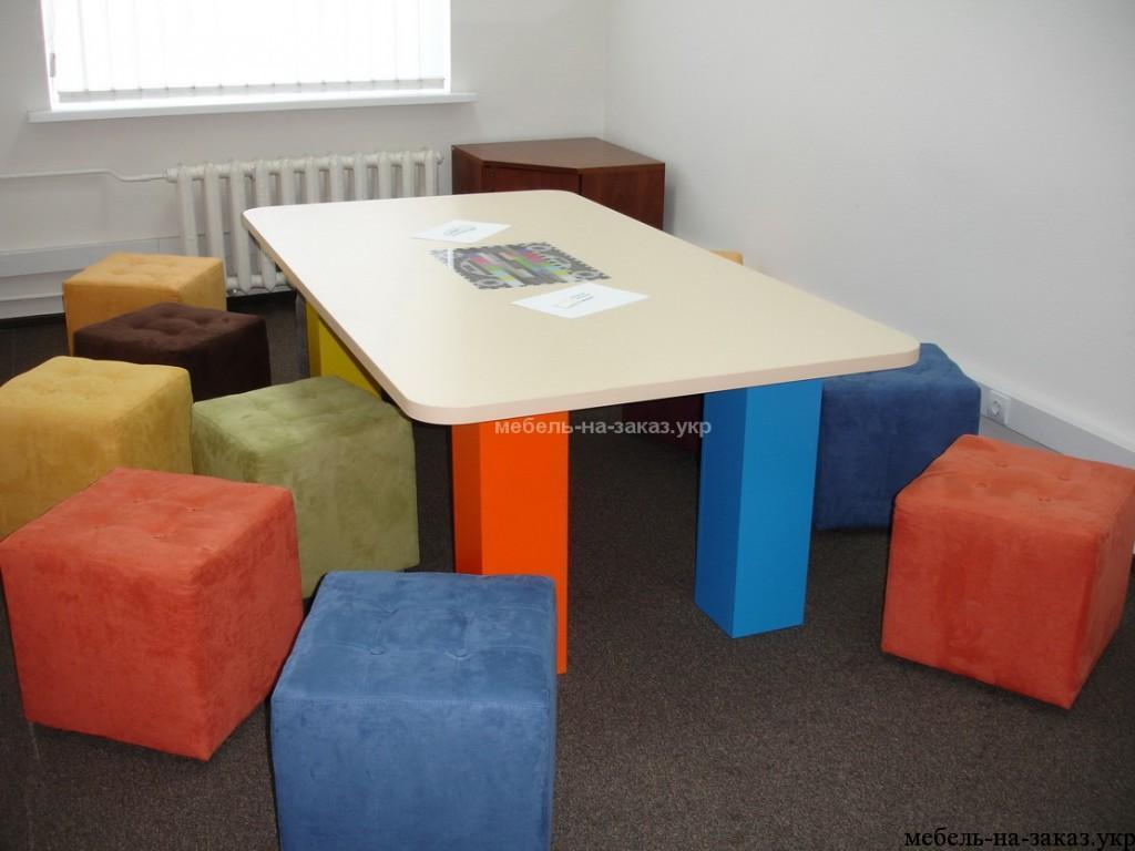 зказная мягкая и корпусная мебель для детей