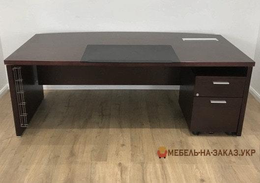 Офисная мебель под заказ для руководителя