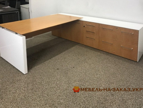 Офисная мебель на заказ Печерск