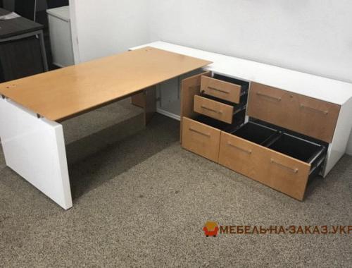 Офисная мебель на заказ Печерский район