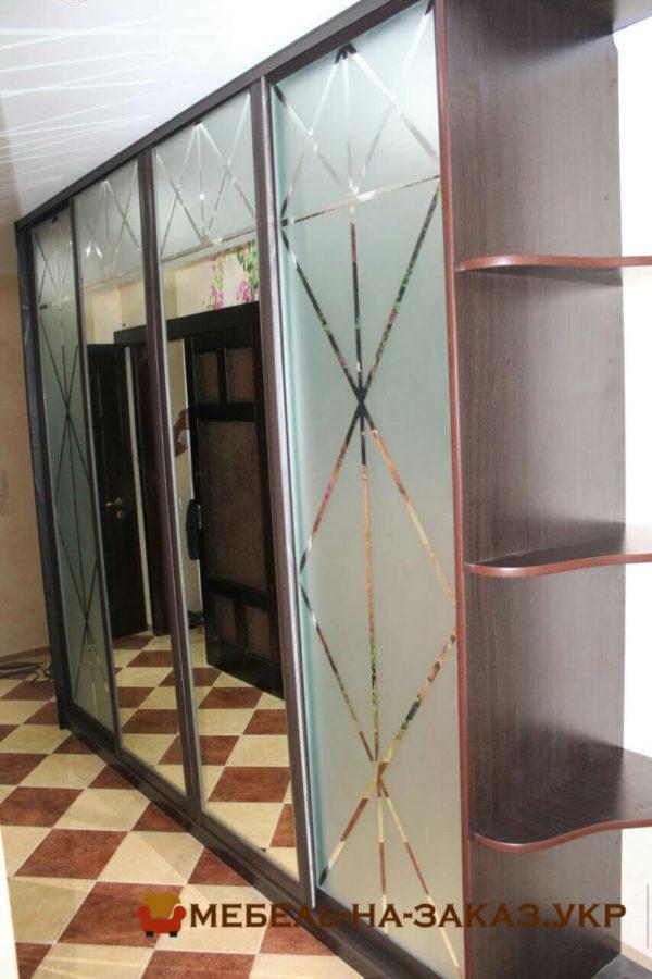изготовление шкафов с раздвижными дверями Белая Церковь