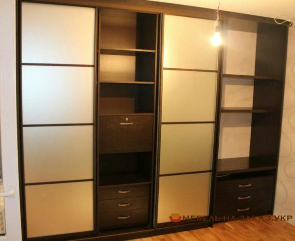 изготовление шкафов с раздвижными дверями Шевченковский район