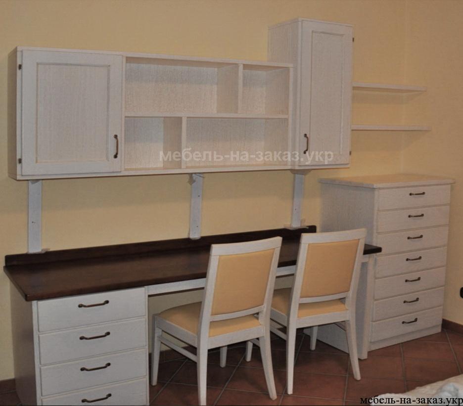 полки и столы для детей