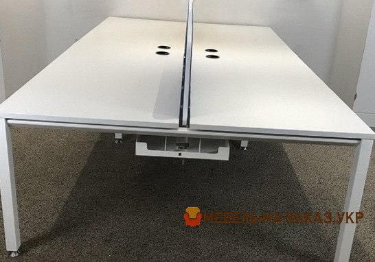 варианты заказной мебели в офис на металокаркасе