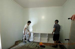 процес изготовление мебели для спальни