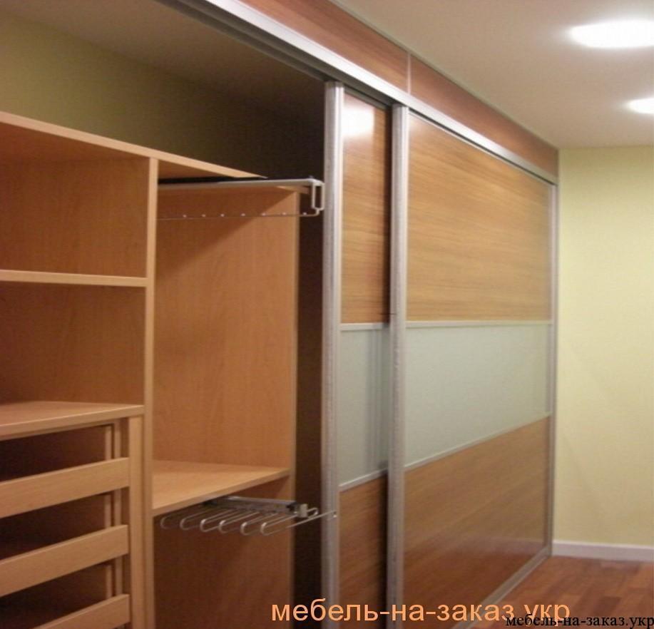 изготовление шкафа купе под заказ в Москве