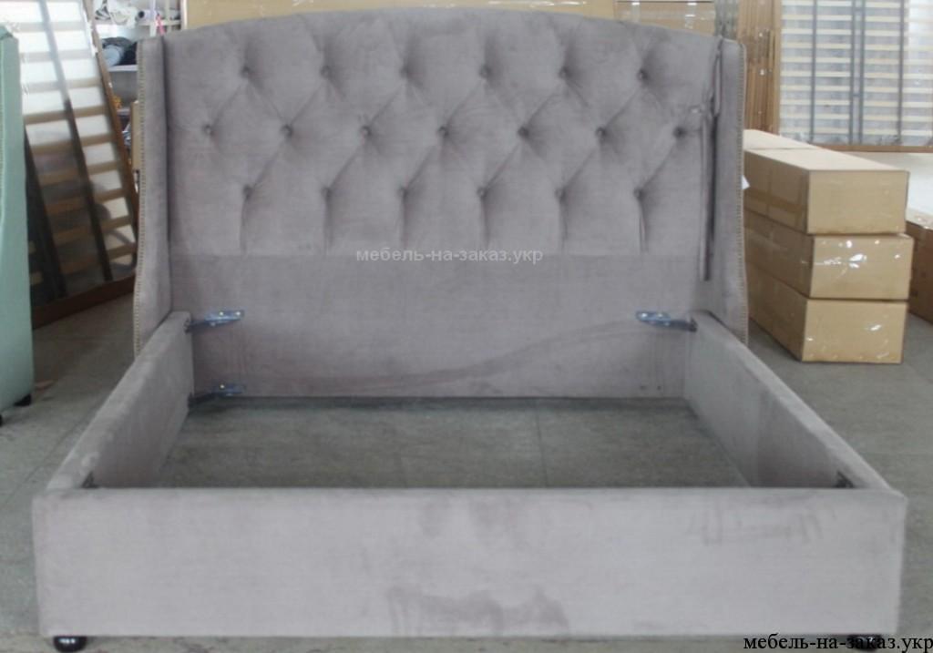 мягкая кровать под заказ