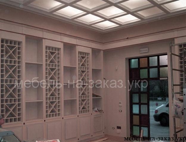 библиотека под заказ в Киеве