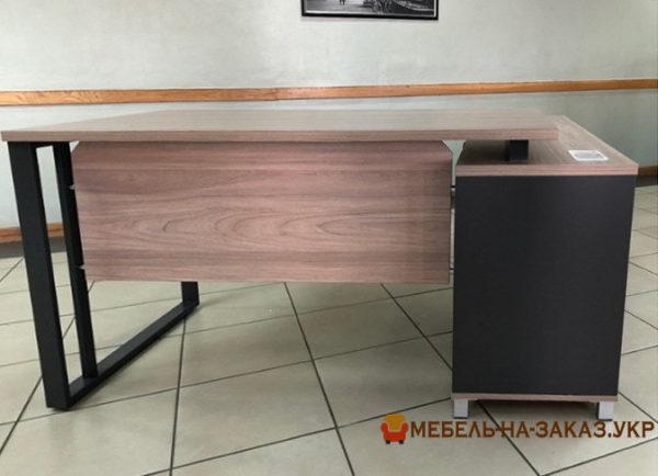 изготовление офисной мебели на заказ на метало базе Украина