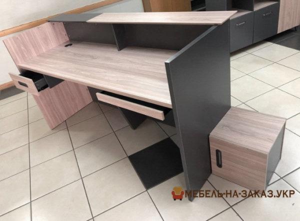 варианты офисной мебели на заказ