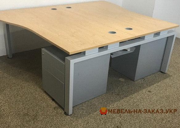 варианты офисных столов
