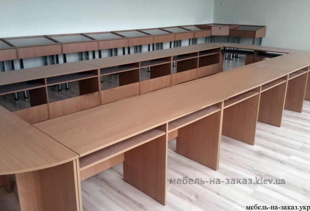 разборной стол для переговоров