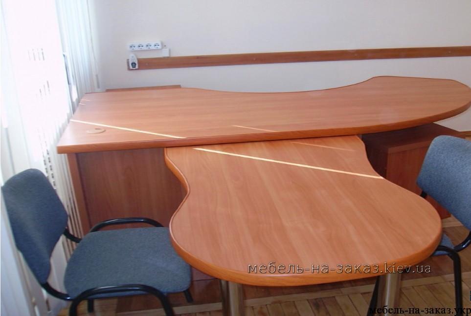 т образный стол
