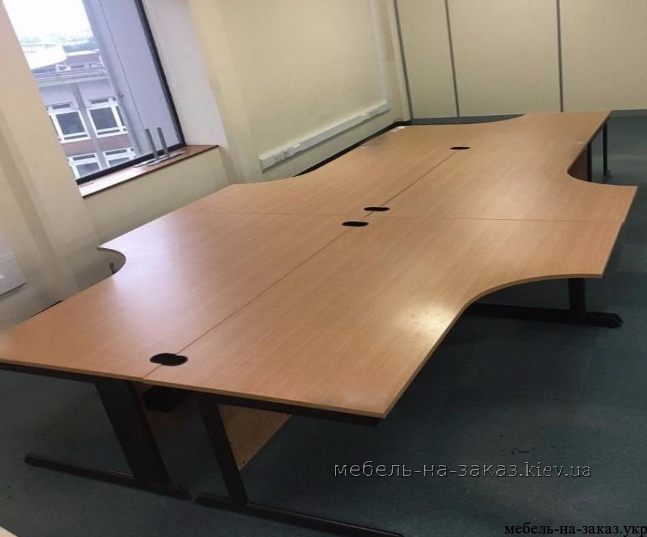 сдвоенные столы