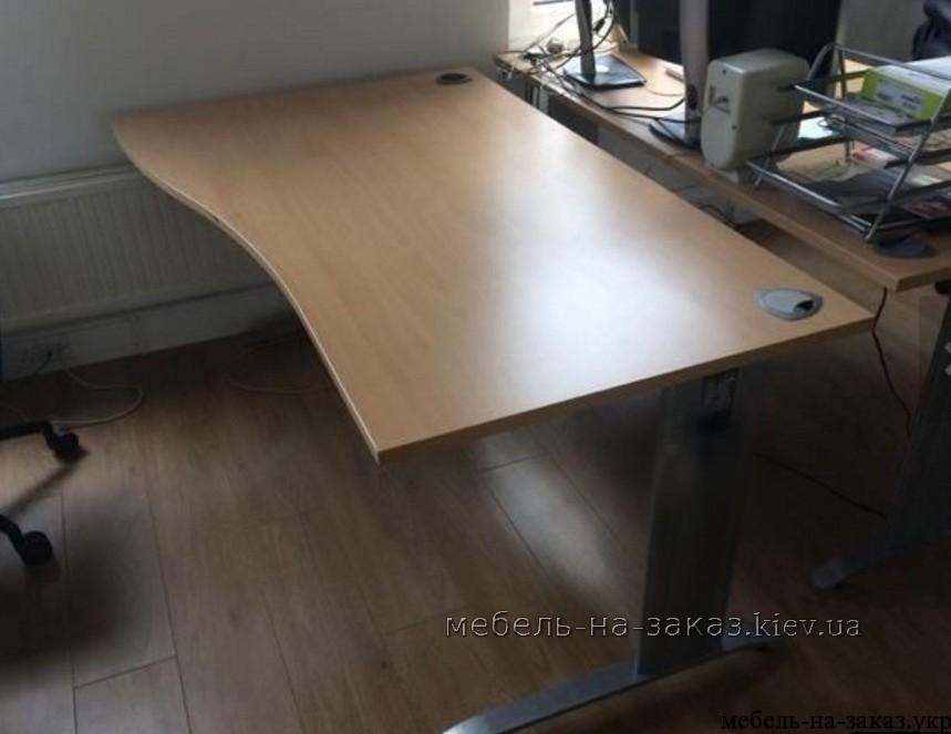 стол на металлобазе
