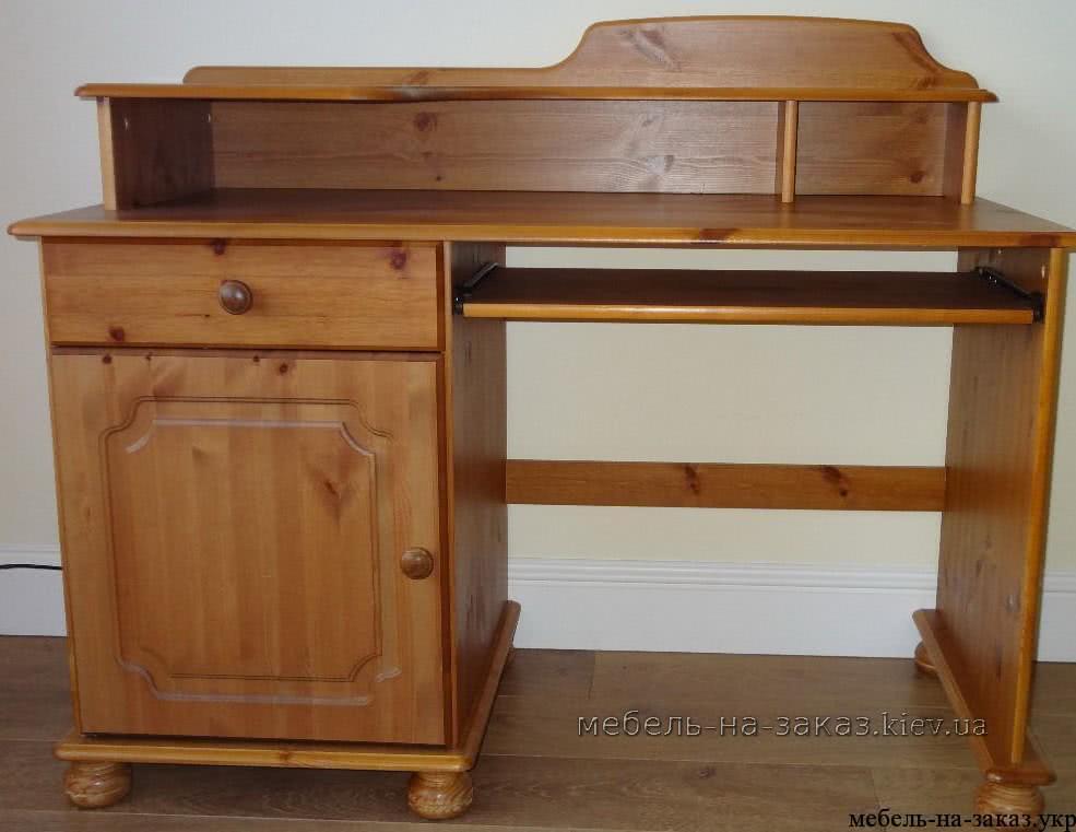 стол деревянный на заказ