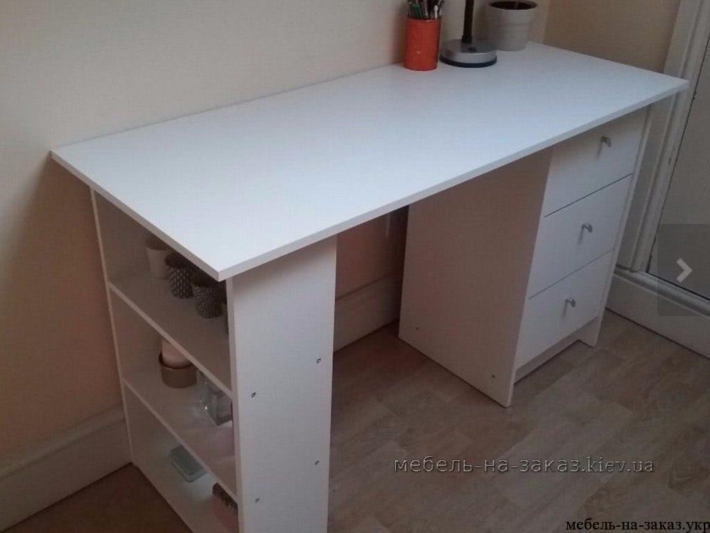 стол письменный в квартиру на заказ